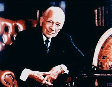 Herbert W. Armstrong, founder of Worldwide Church of God (Philadelphia Era) and the end-time Elijah